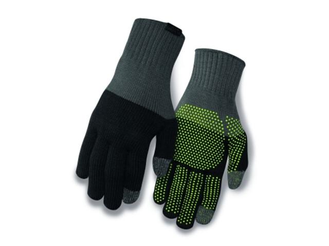 Giro Merino Wool Gloves grey/black